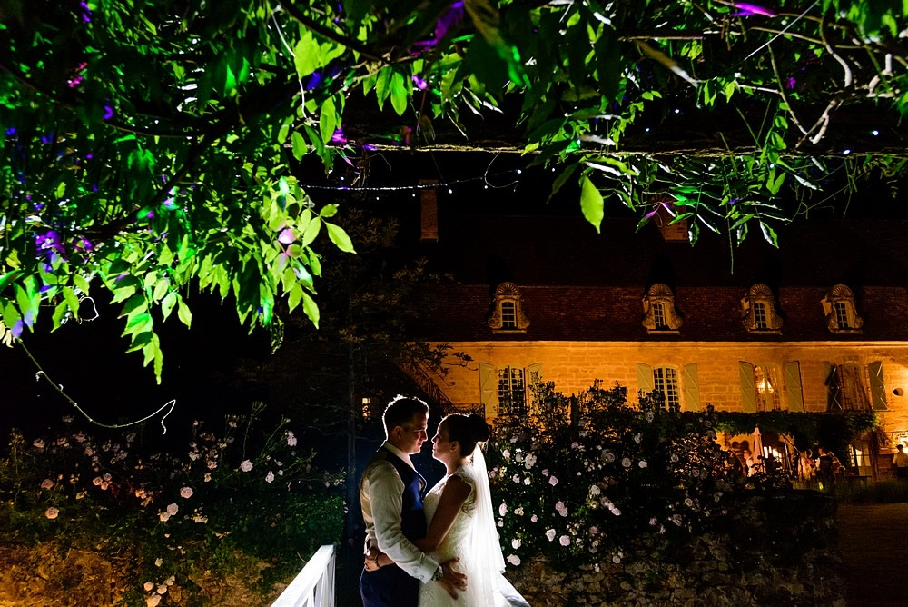 Creative wedding photography at a Chateau wedding in France 101