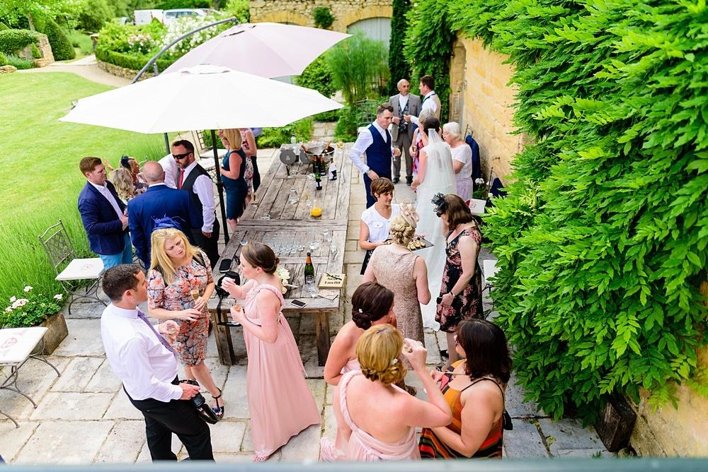 Wedding celebrations at Chateau Forge Du Roy 61