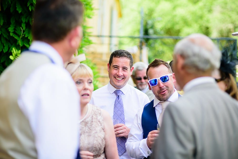candid wedding photography at Chateau Forge Du Roy 64