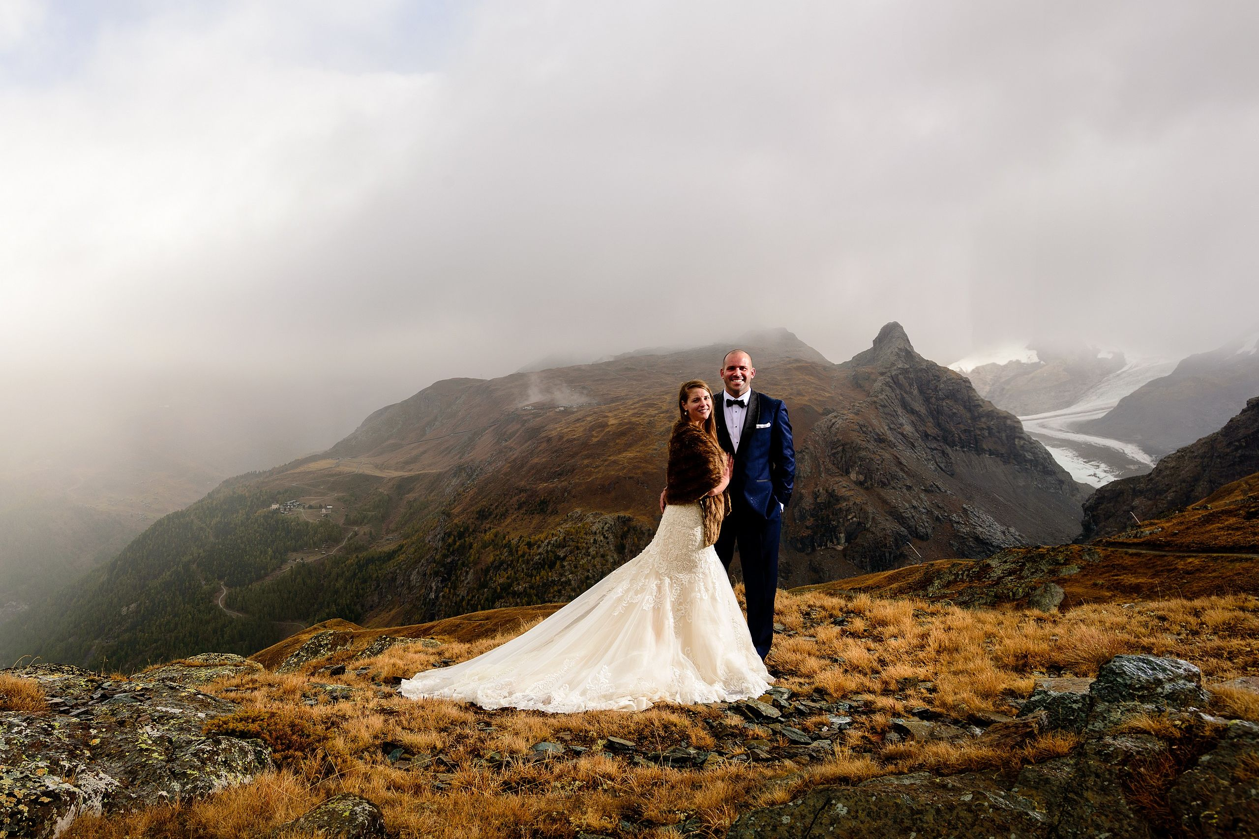Summer zermatt wedding 1