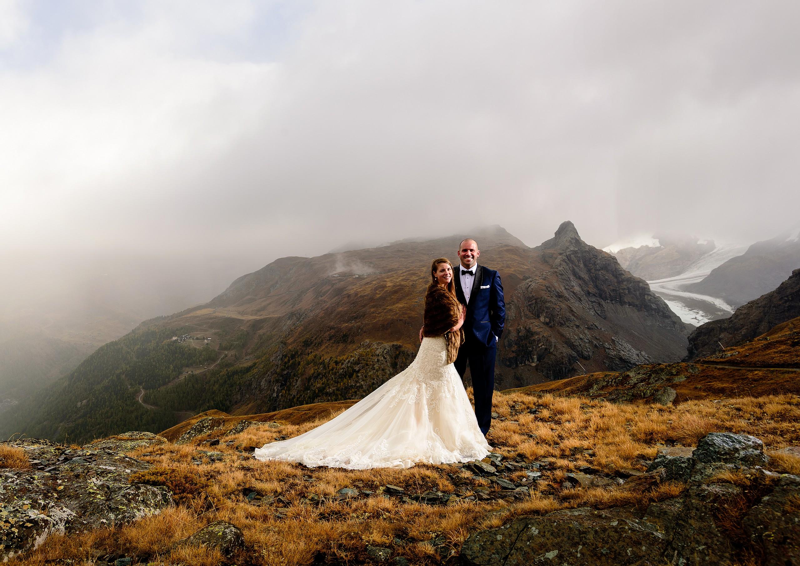 Summer zermatt wedding 2