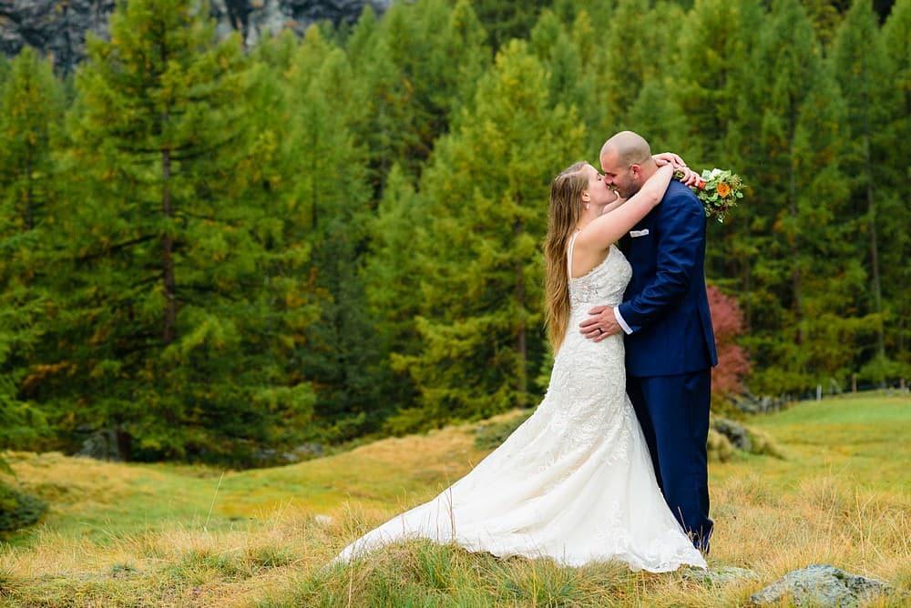 Zermatt elopement 1