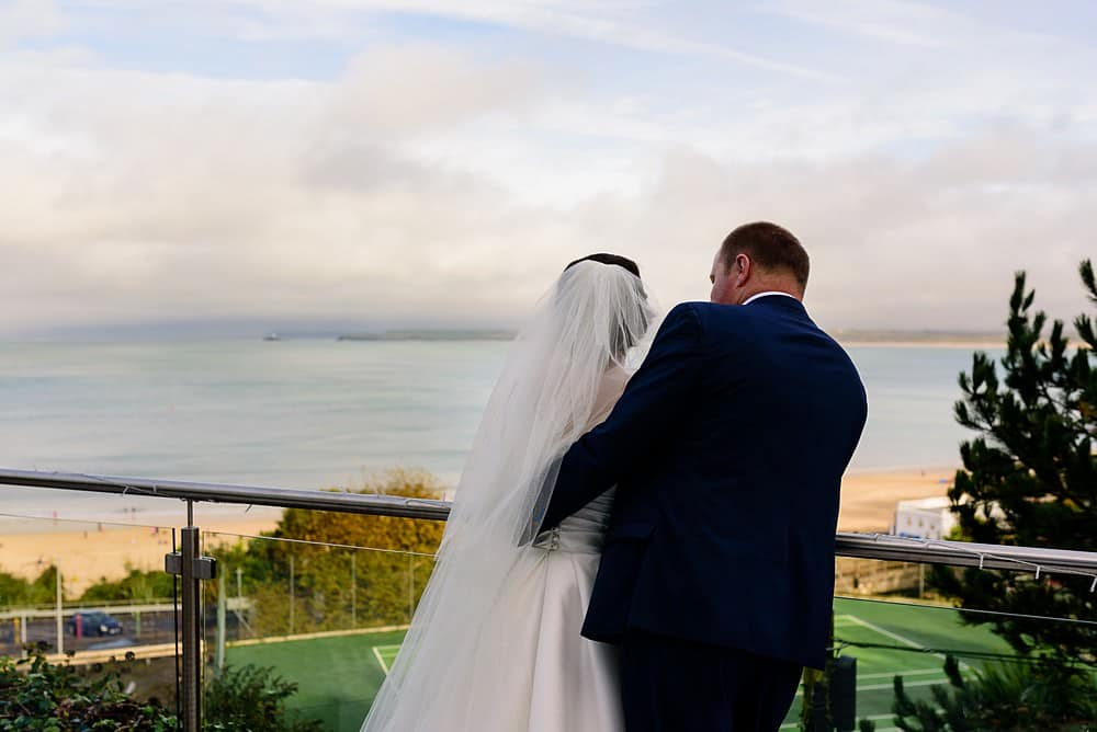 Wedding at St Ives Harbour Hotel 48