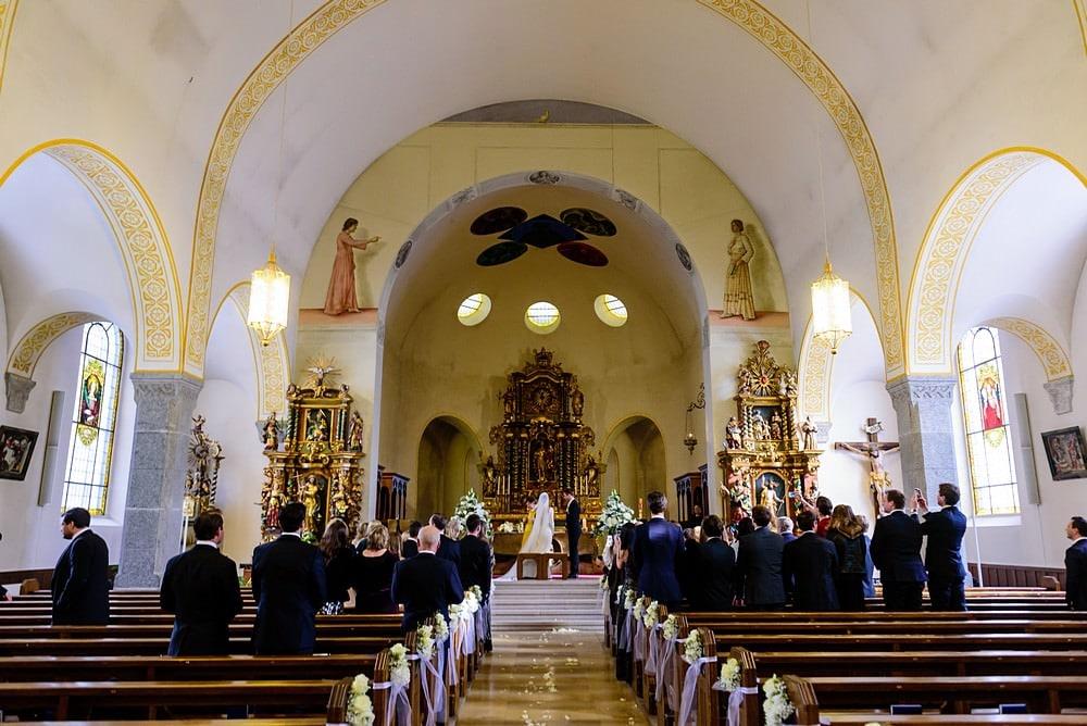 St.Mauritius Church wedding