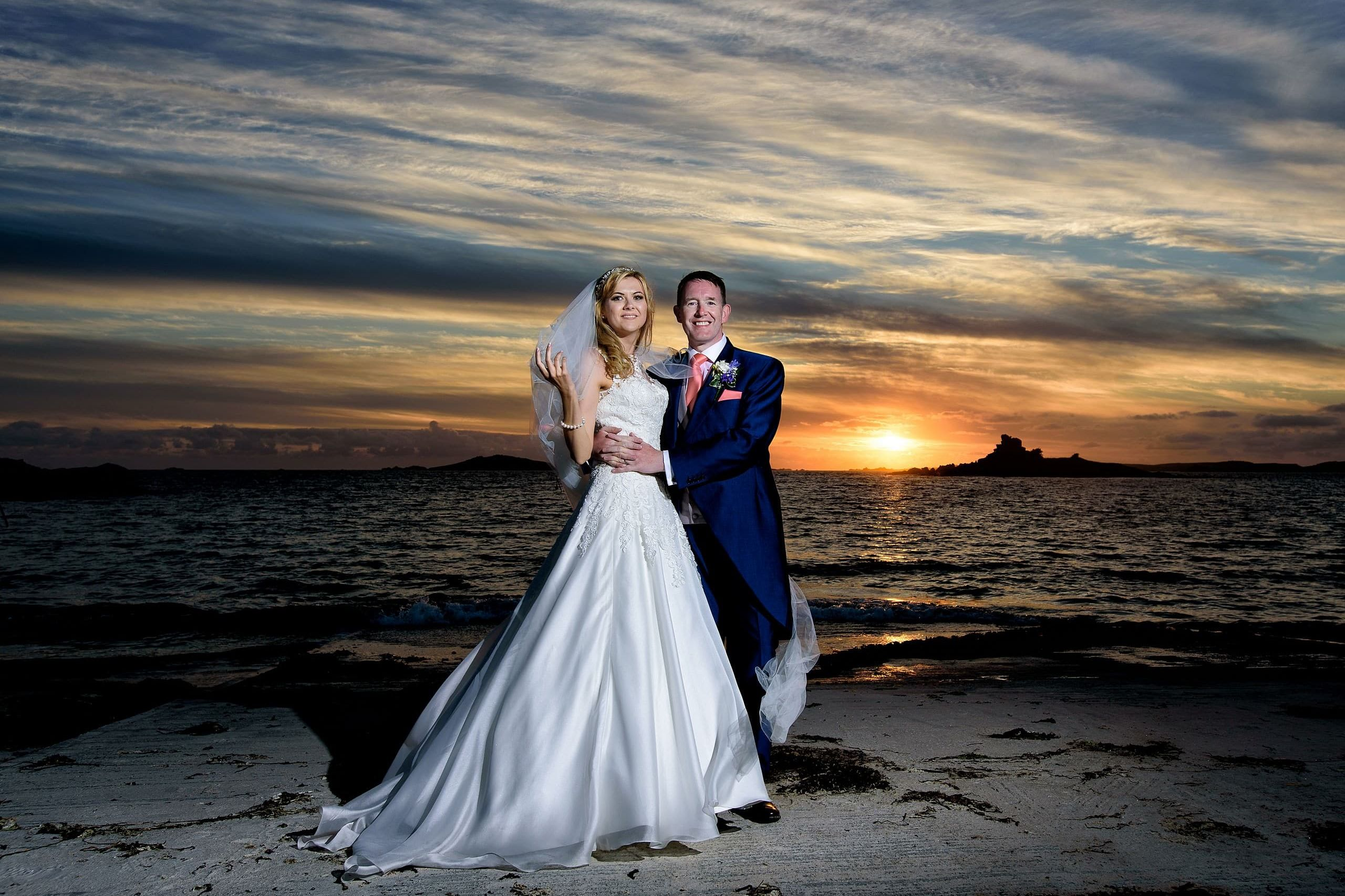 Isles of Scilly wedding photographer 1