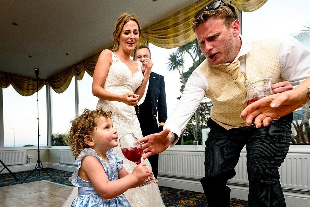 best wedding photography at the falmouth hotel