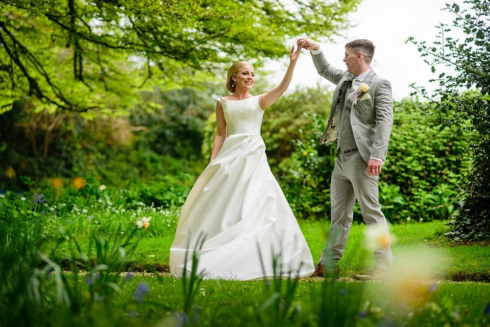 best wedding photographer at the Alverton Hotel in Cornwall