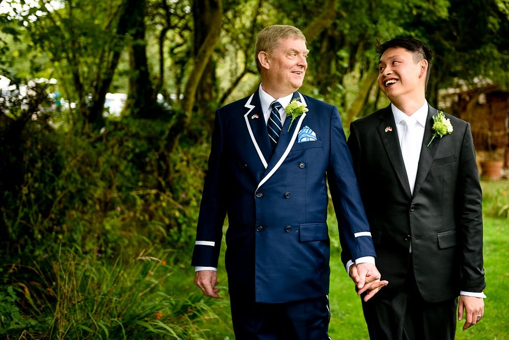 cornwall gay wedding