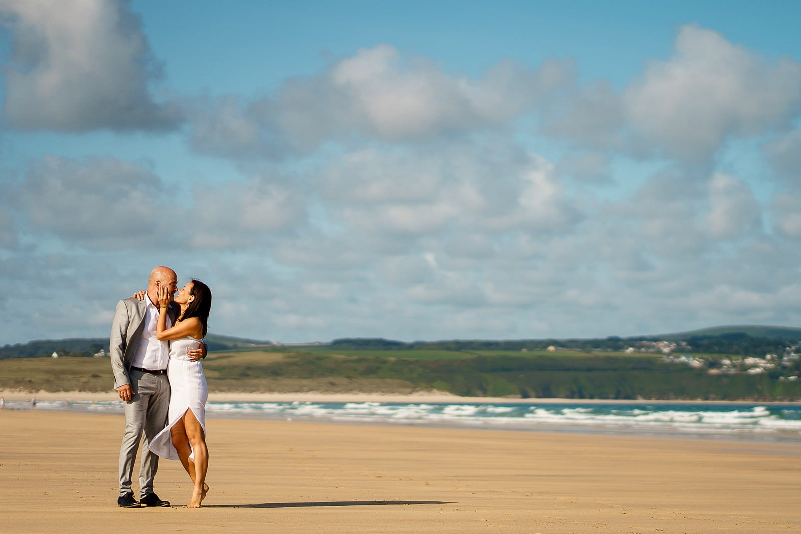 Elopement weddings in Cornwall 1