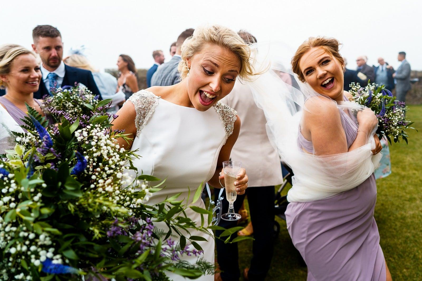 best of 2019 - Pendennis Castle wedding 029
