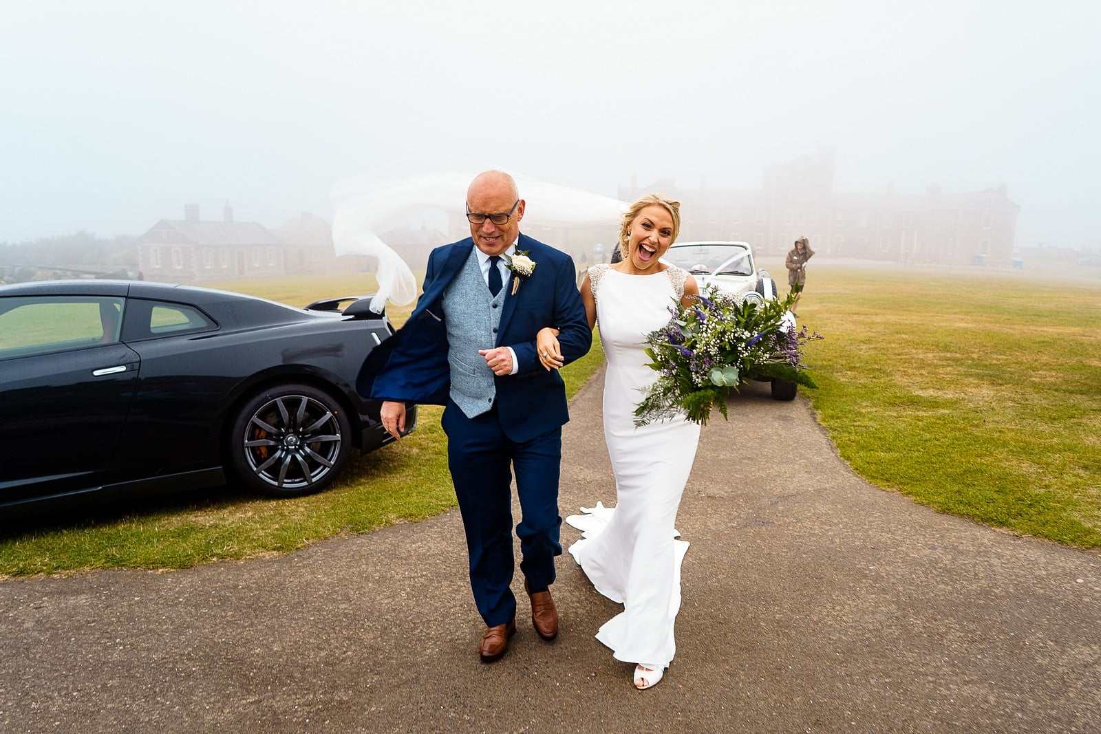best of 2019 - Wedding photography at Pendennis Castle 091