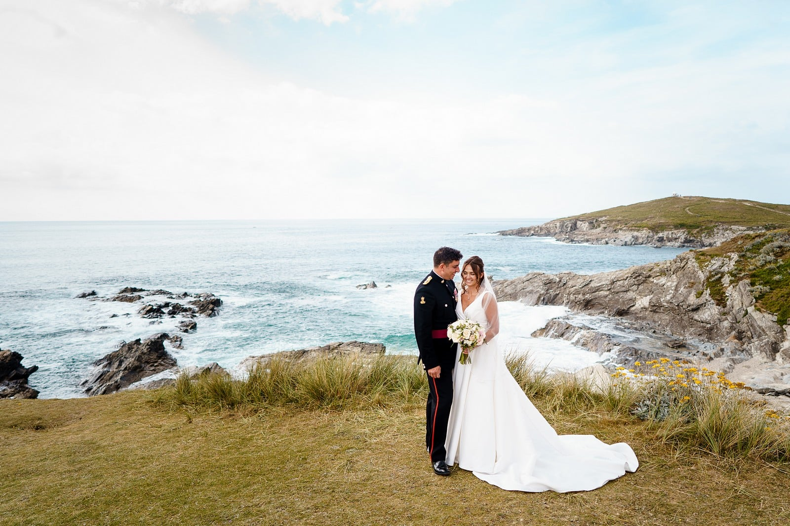 elope to cornwall for your wedding
