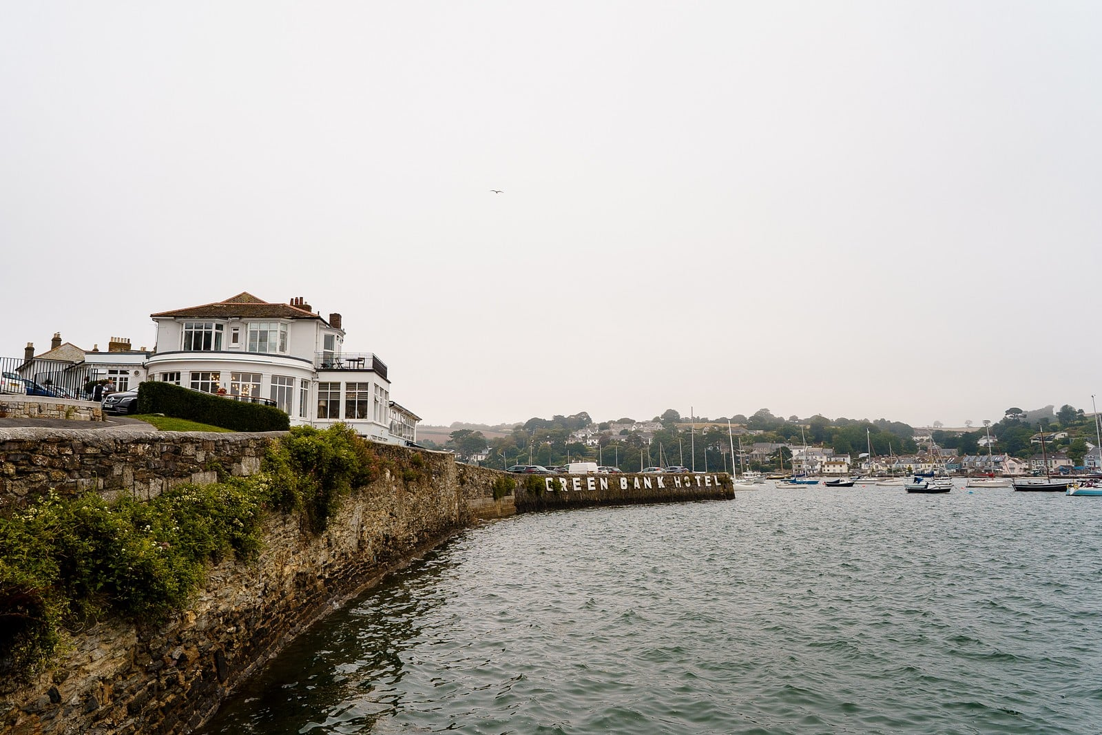 The Greenbank hotel wedding venue in Flamouth