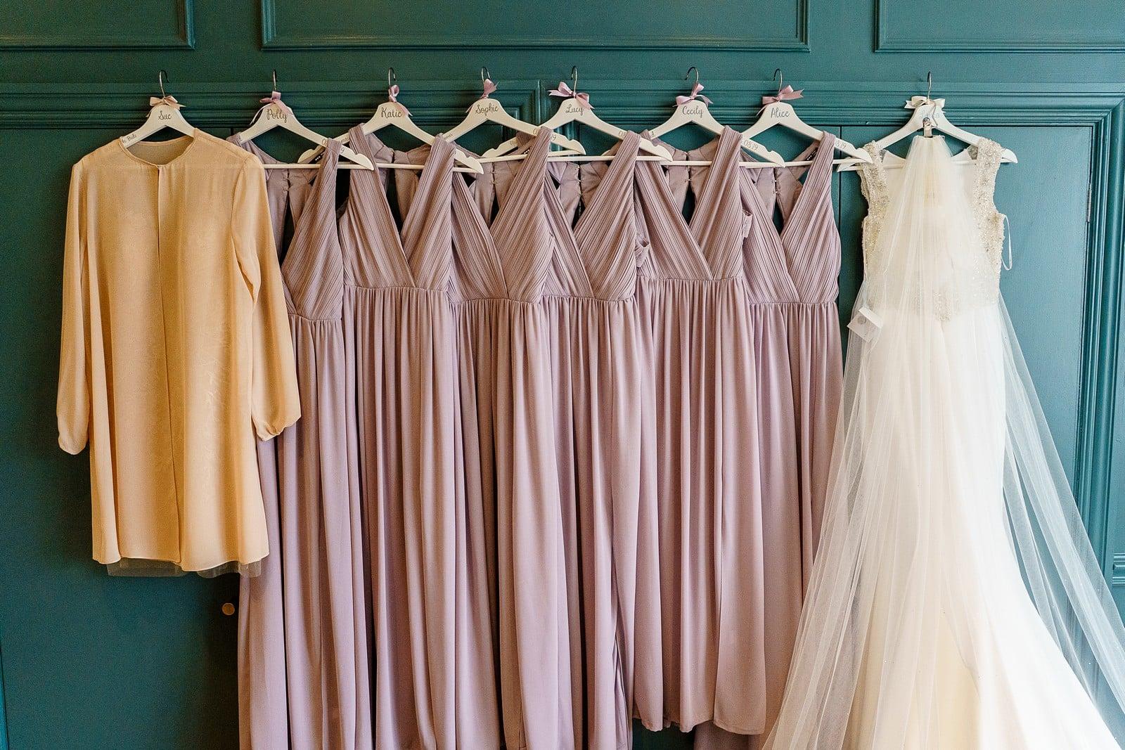 Bridemaids dress's at the greenbank hotel