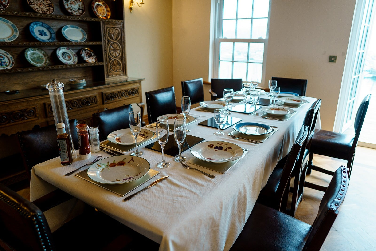 Wedding guest accommodation in Falmouth