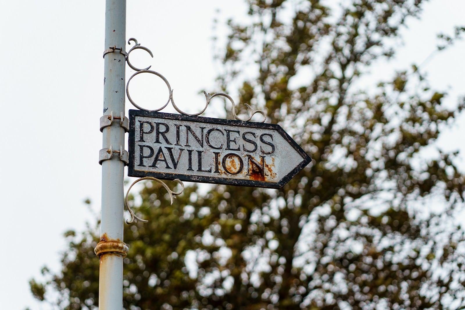 Princess pavillions wedding venue in falmouth