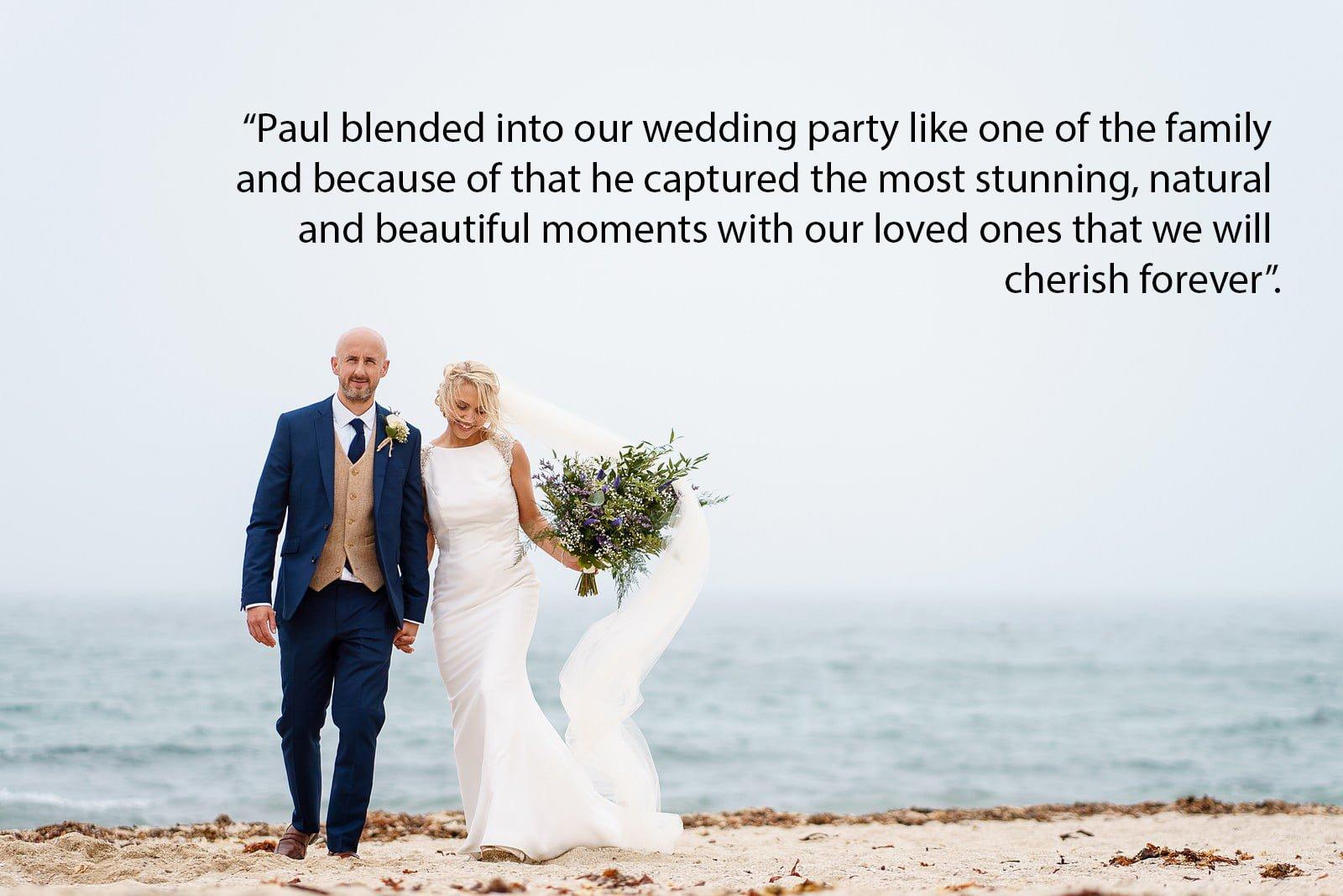 Wedding photography in Cornwall 2