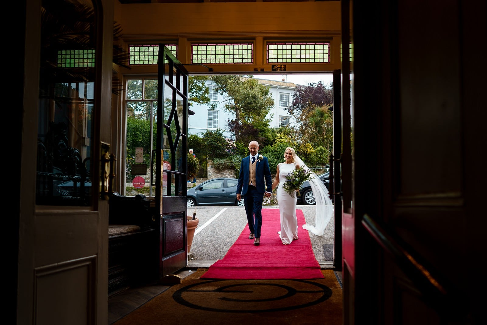 Greenbank hotel wedding photographer 8