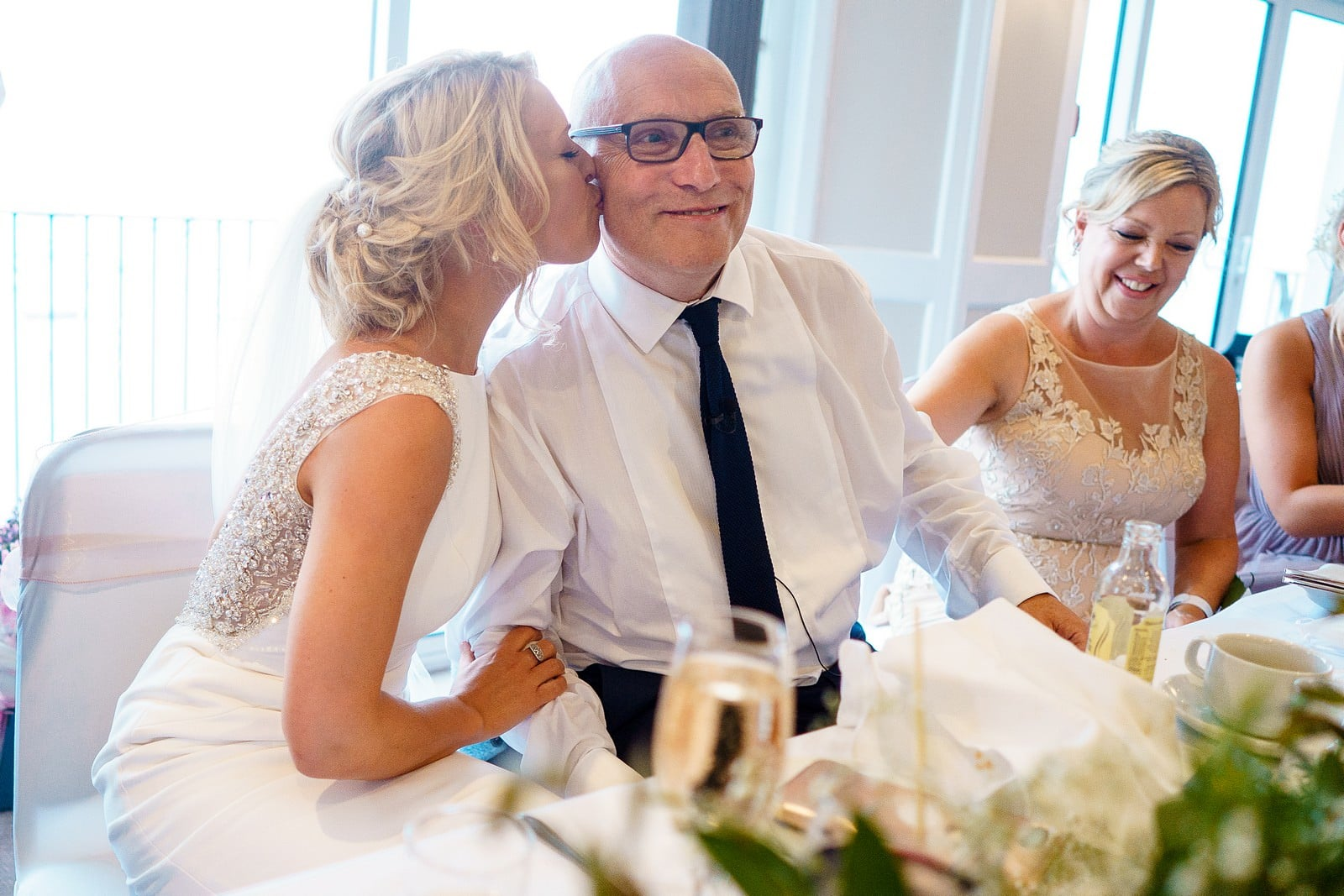 father of the bride wedding speech at the greenbank hotel