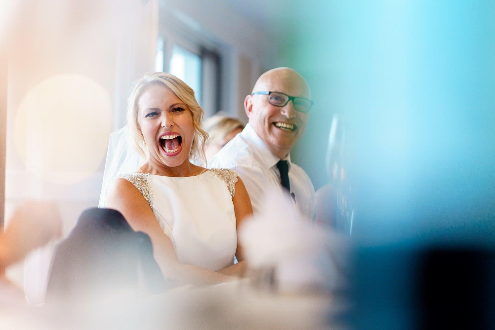 documentary wedding photography at the greenbank hotel