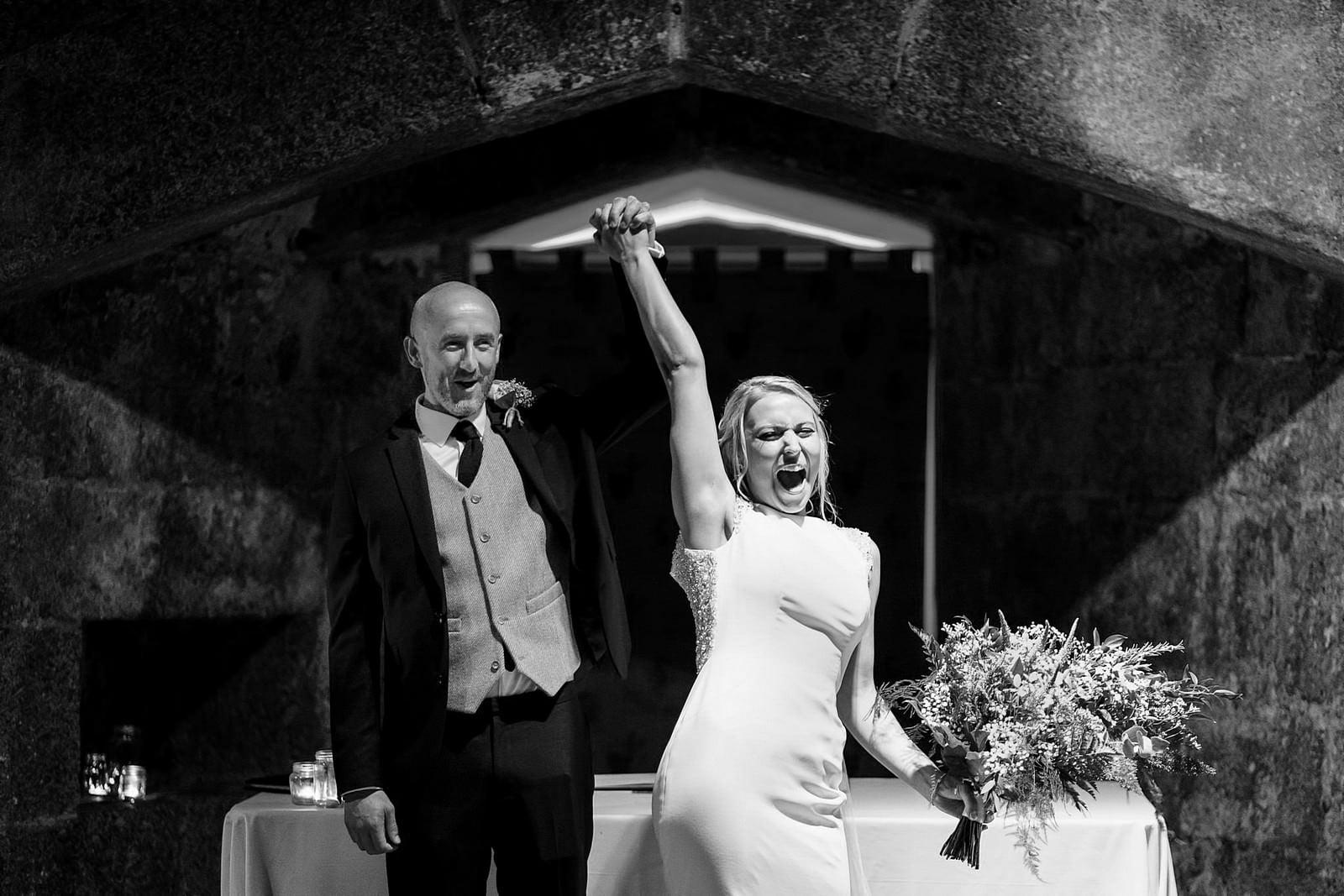 Pedennis Wedding venue in Falmouth 1