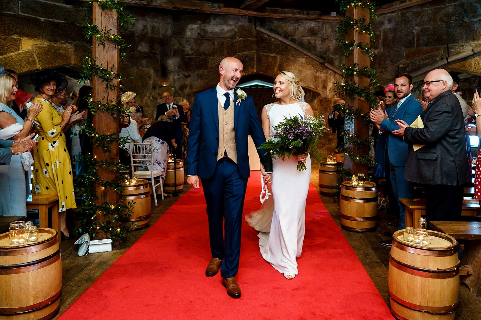 getting married at Pendennis Castle