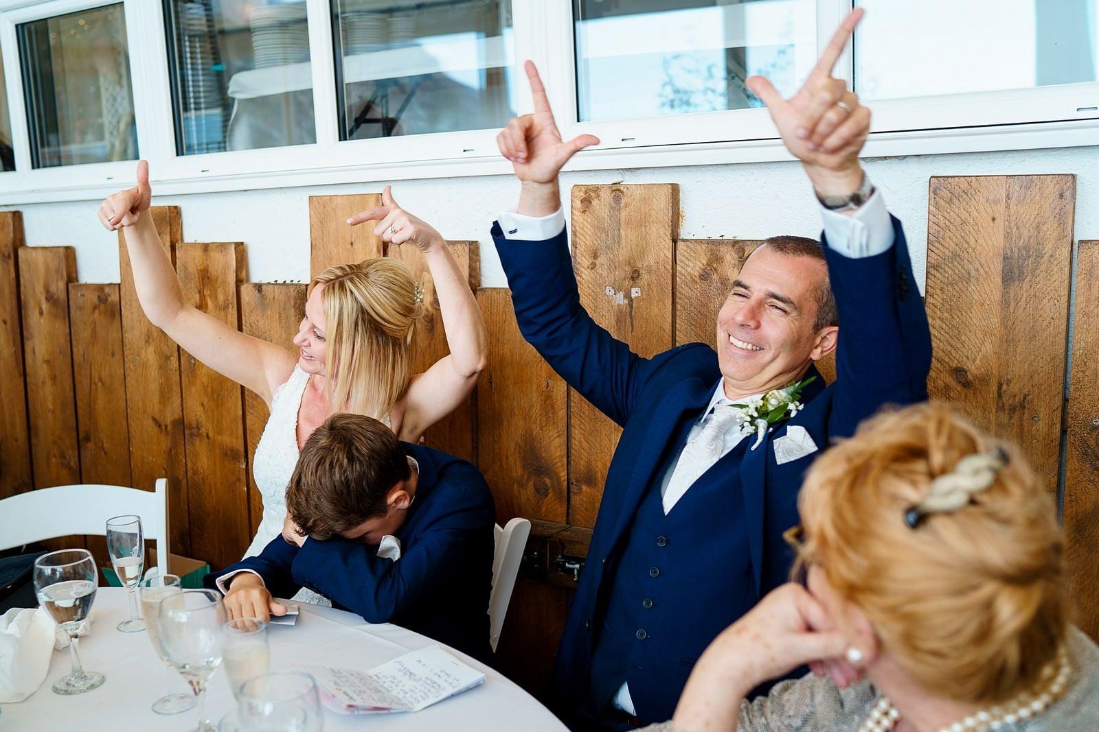 funny wedding speeches at lusty glaze