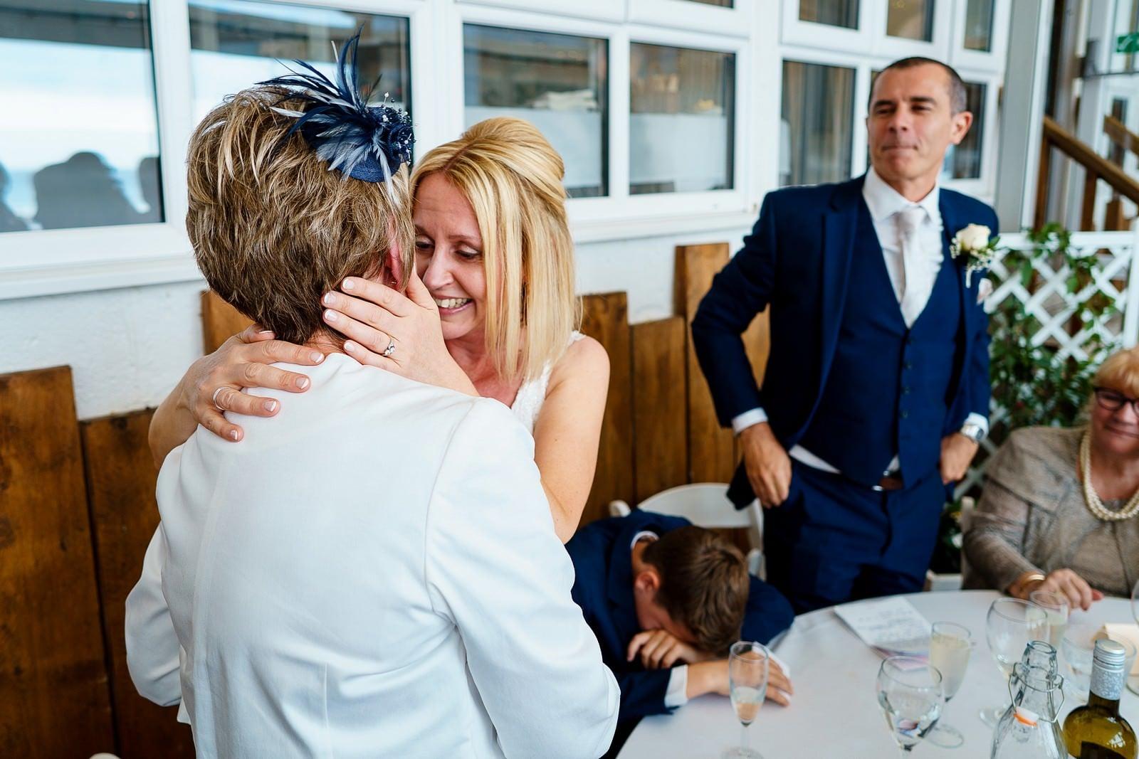 emotional wedding speeches at lusty glaze