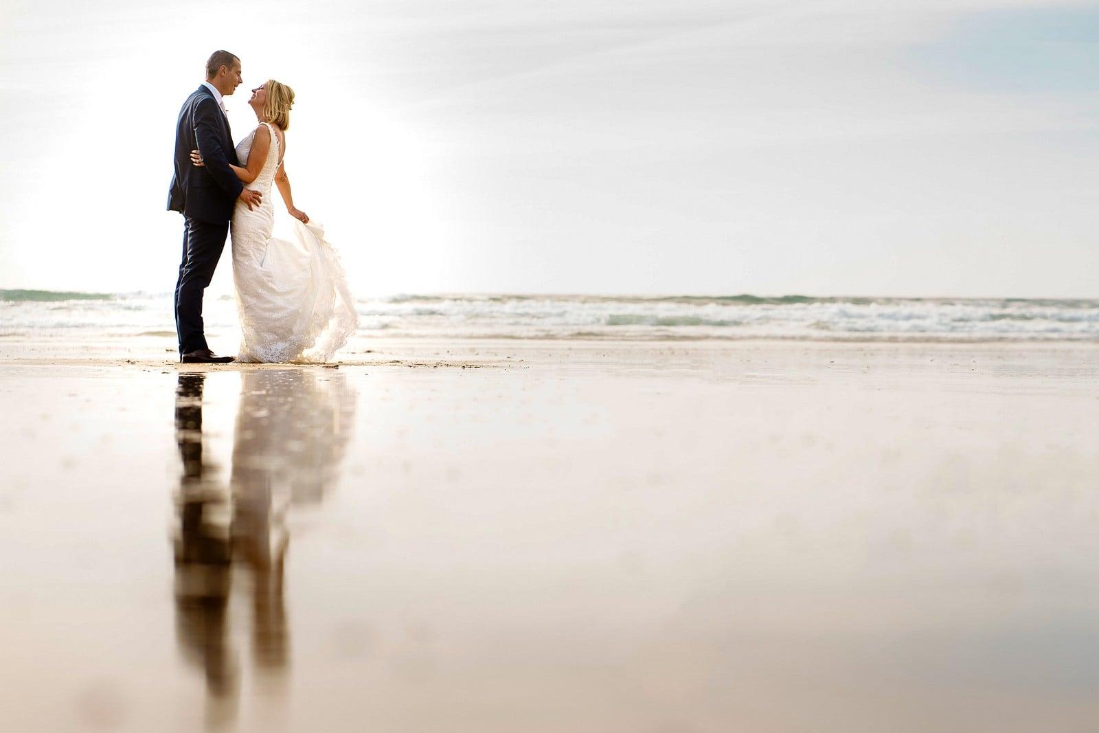 Lusty glaze wedding photographer 1