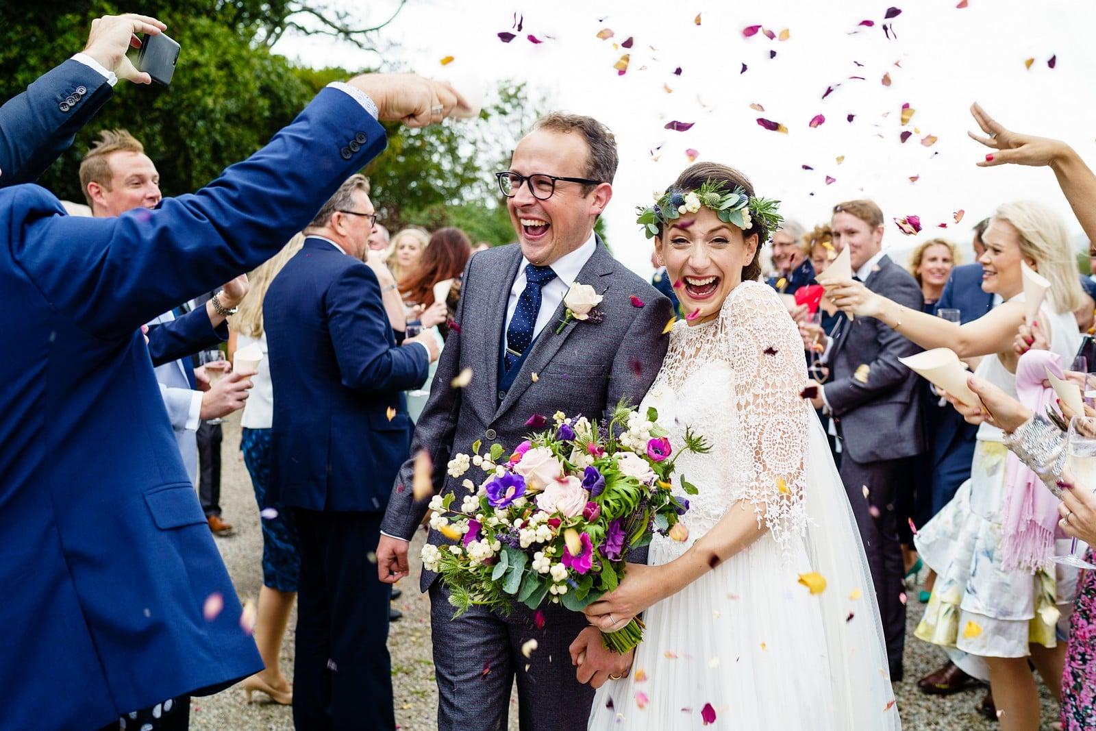 wedding at the Rosevine Hotel 1