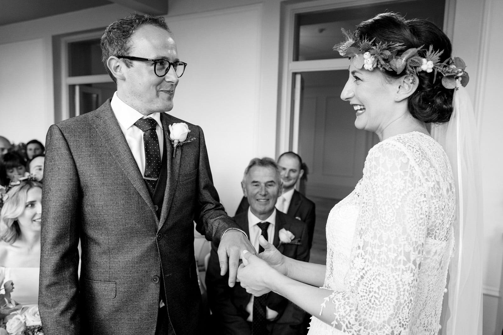wedding at the Rosevine hotel 19