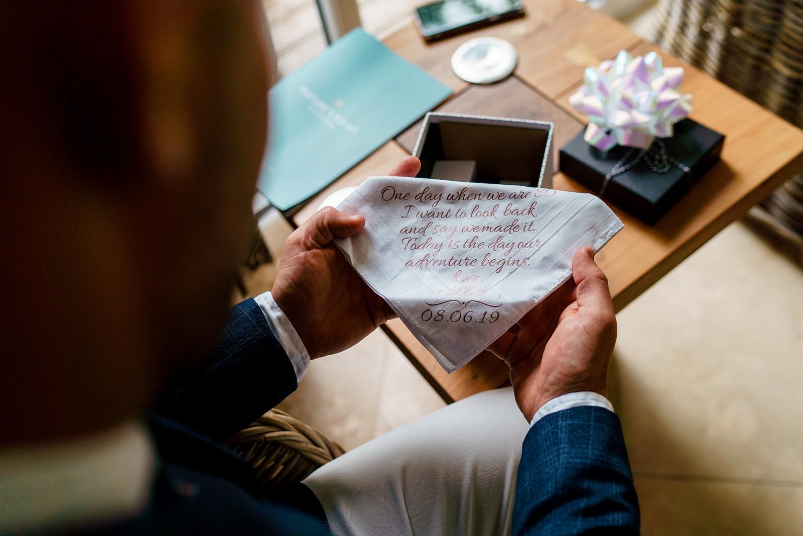 Knightor winery wedding presents 9