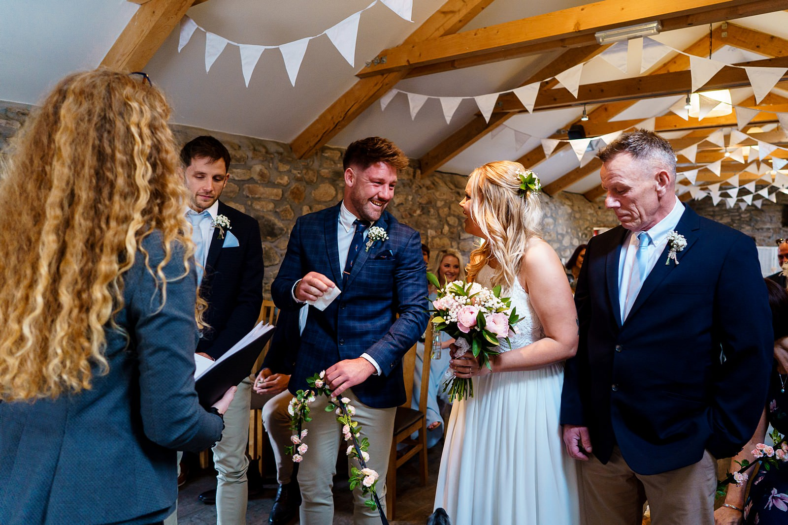 beautiful wedding at knightor winery 38