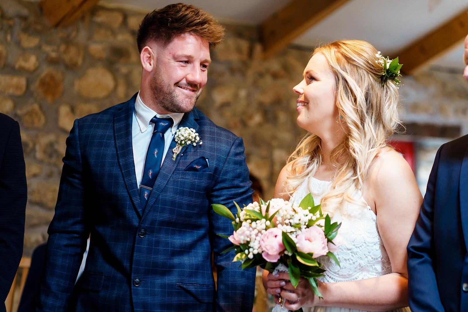 beautiful wedding at knightor winery 39