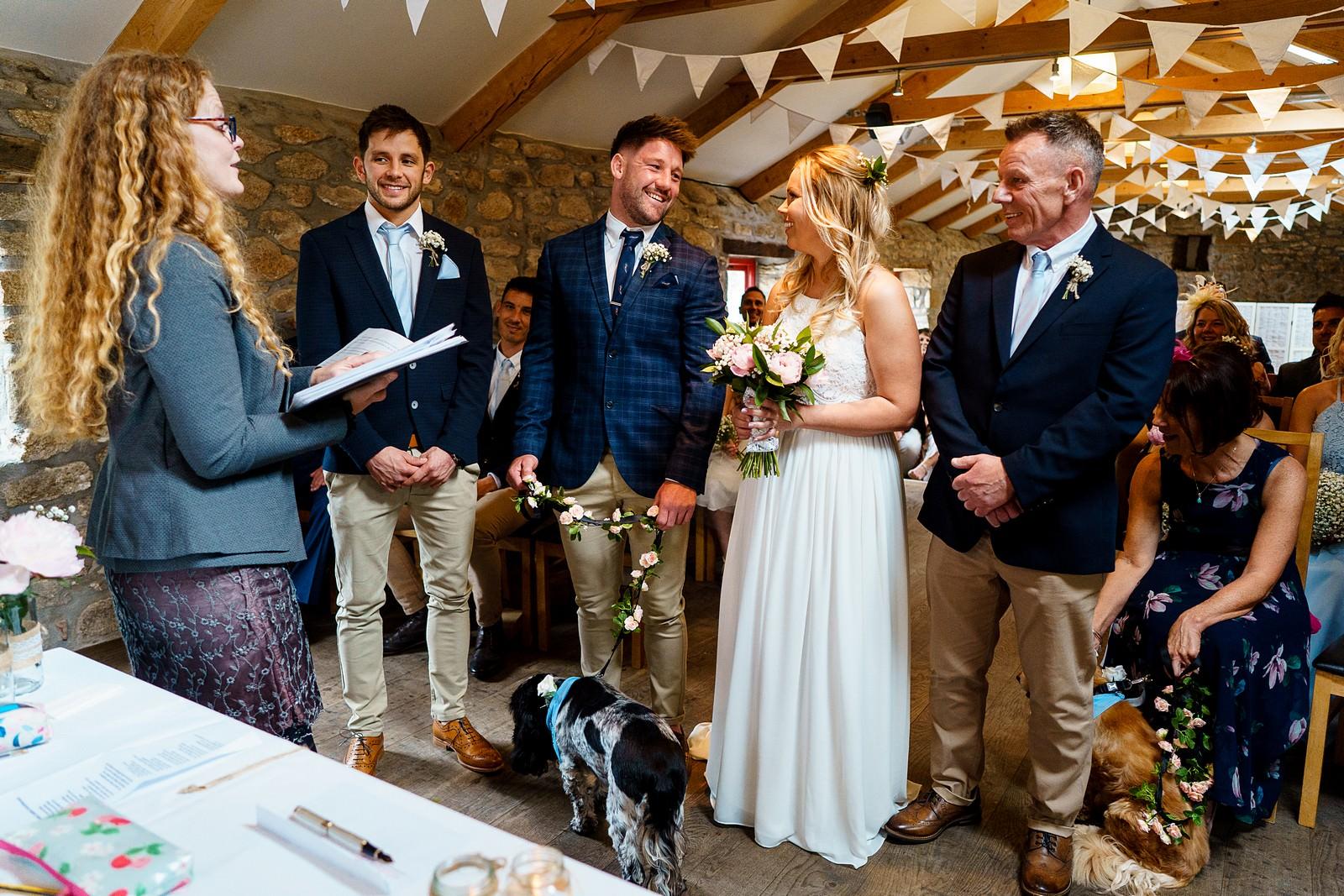 beautiful wedding at knightor winery 40