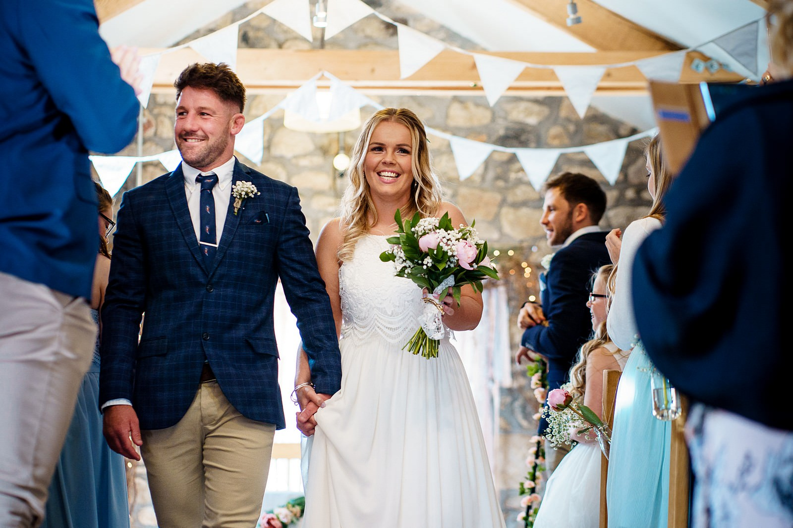 beautiful wedding at knightor winery 50