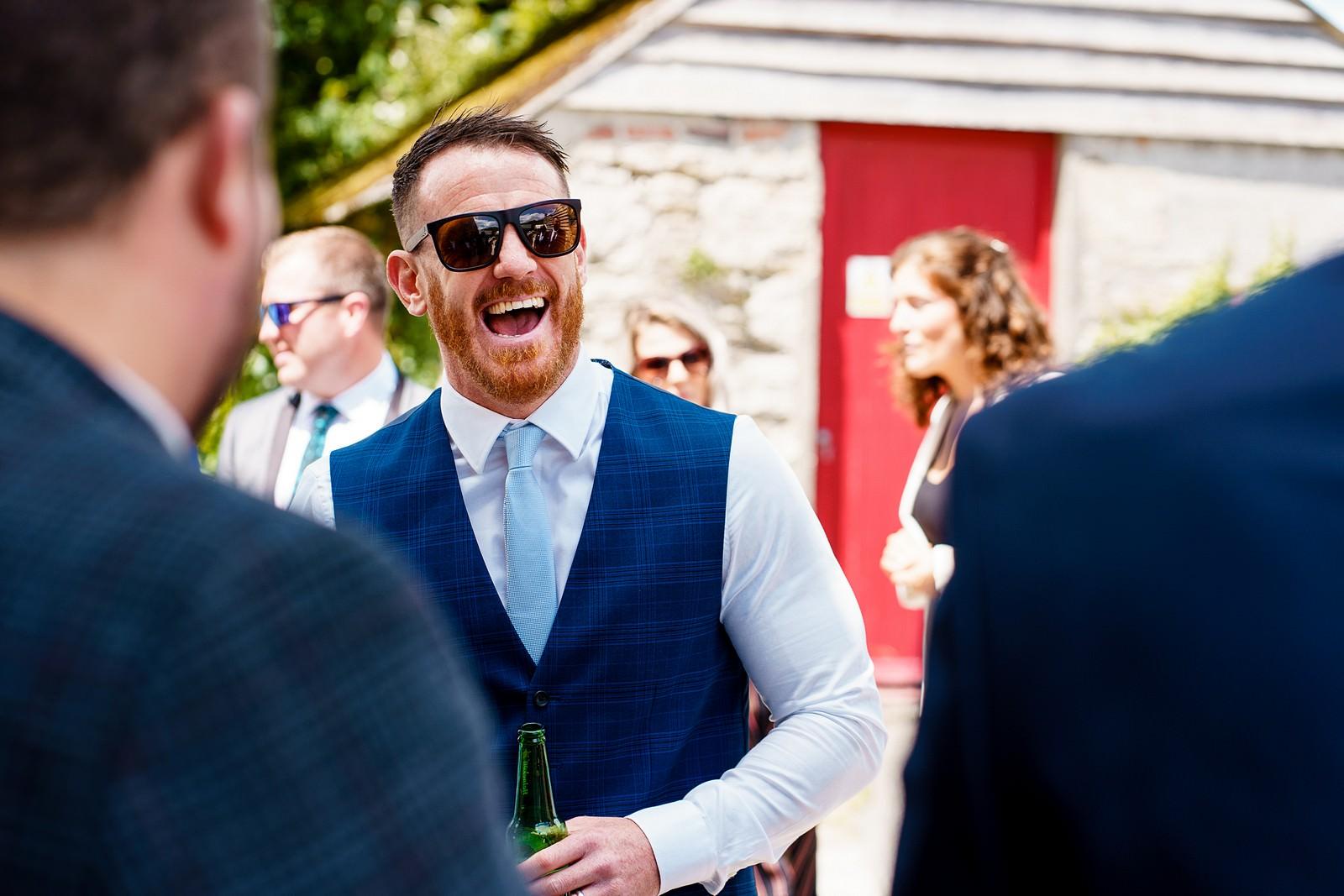 documentary wedding photography at knightor winery 61