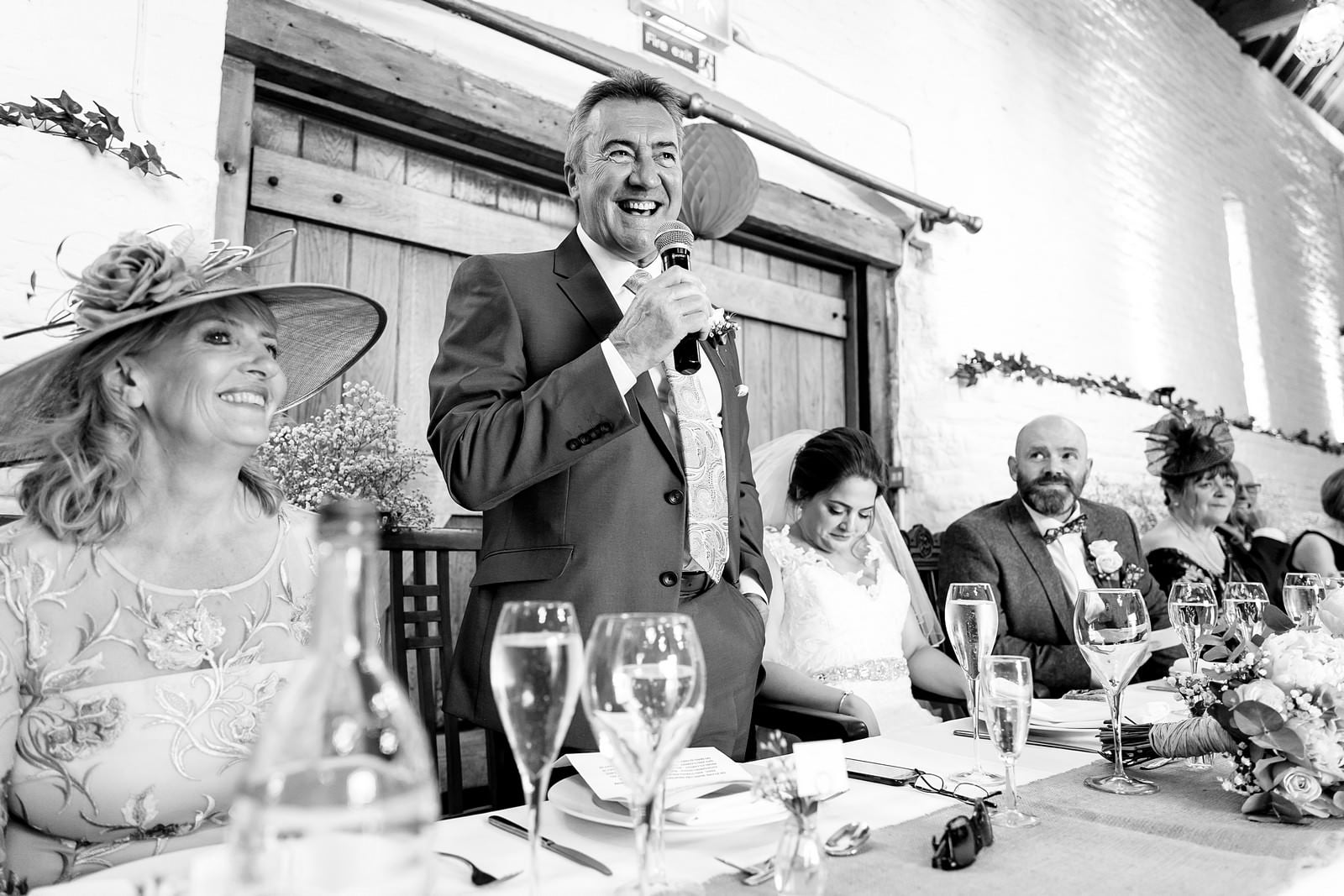 father of the bride speech at ufton court 2