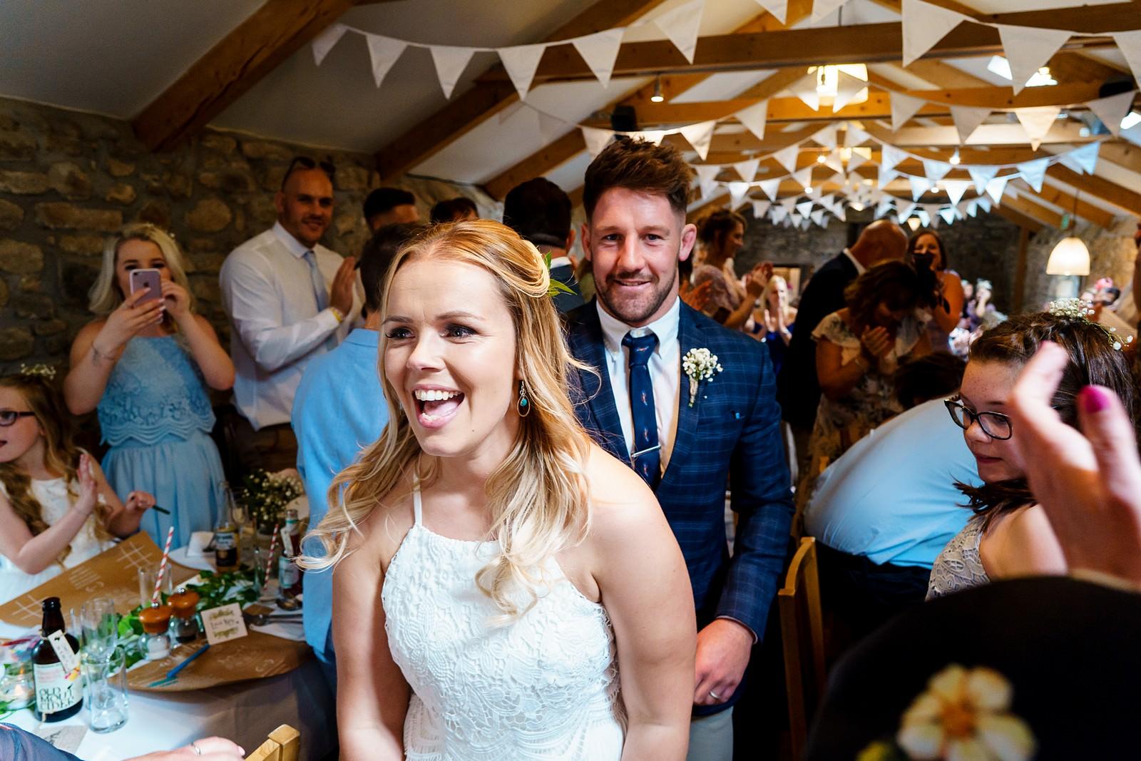 happy wedding at knightor winery 69