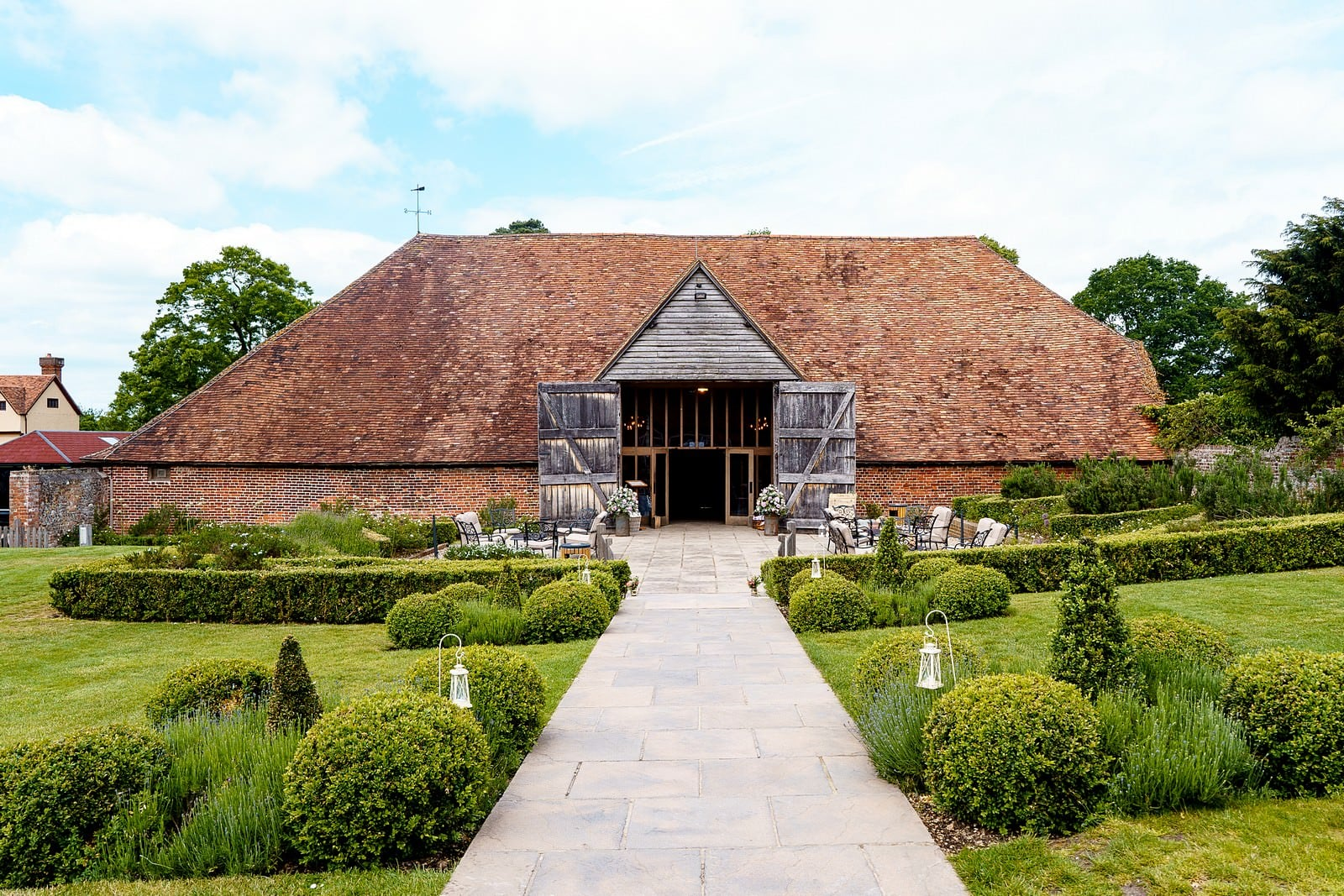ufton barn wedding venue 1