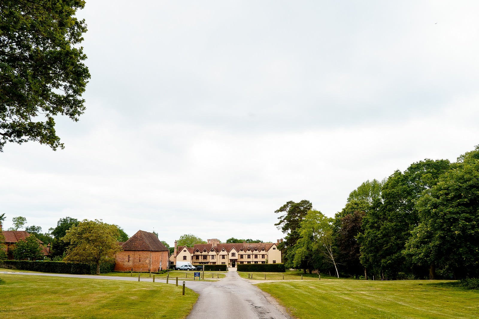ufton court wedding venue 1
