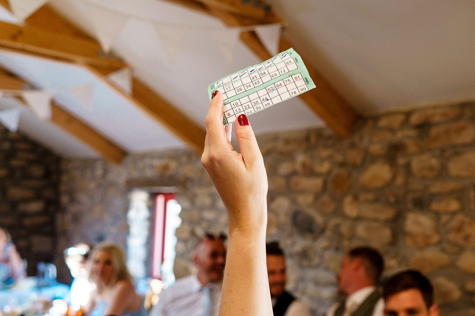 wedding bingo in cornwall 97