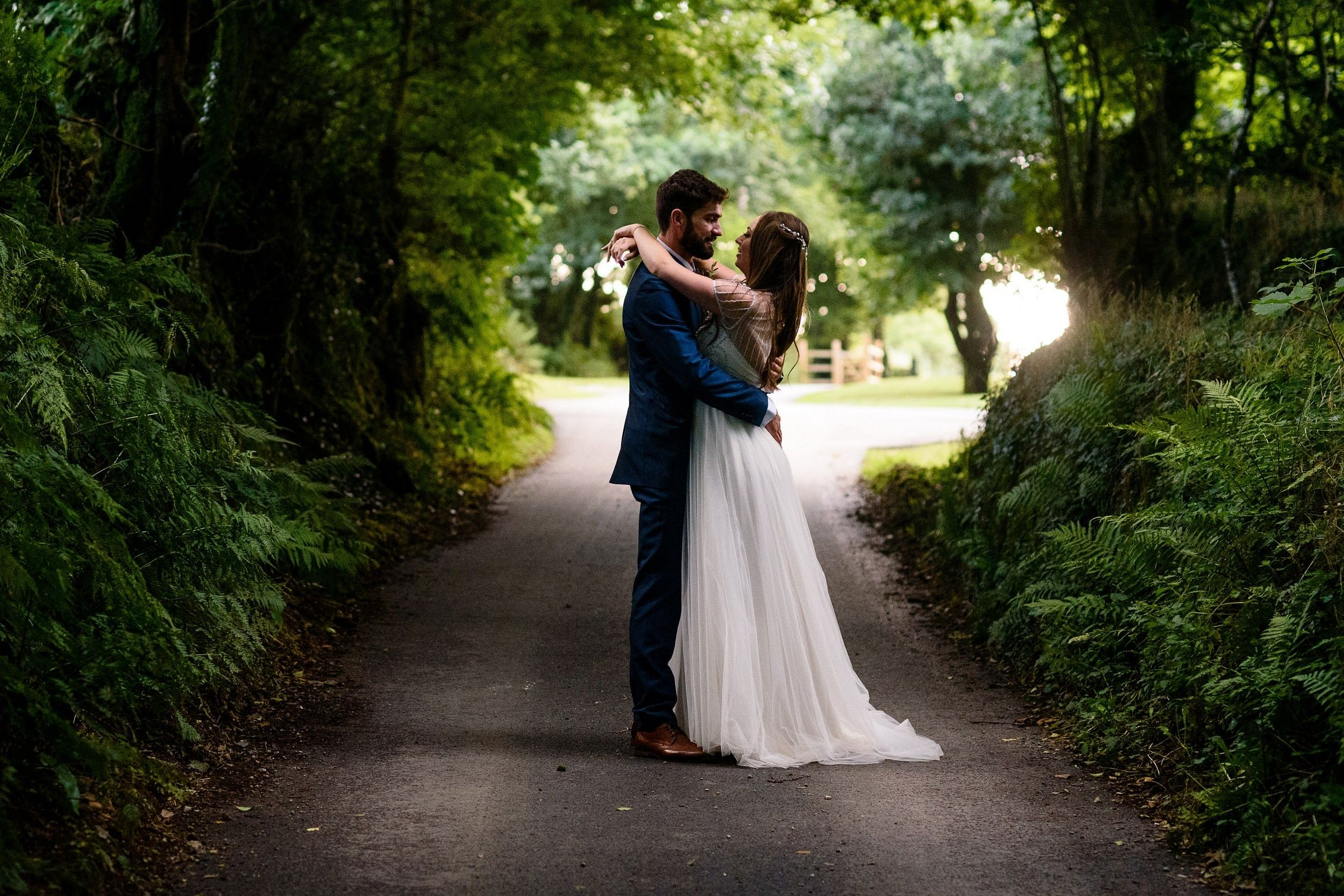 Boho wedding at Trevenna Barns 3 1