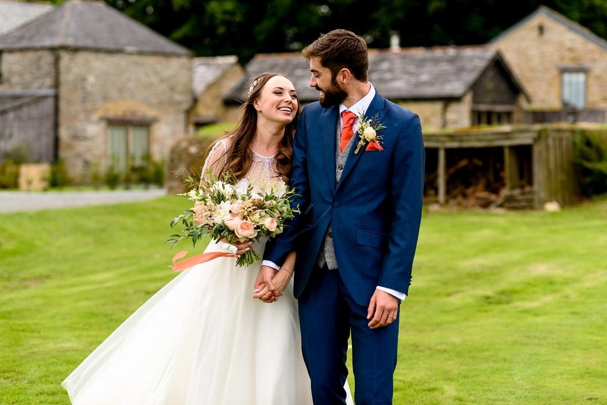 weddings at Trevenna barns