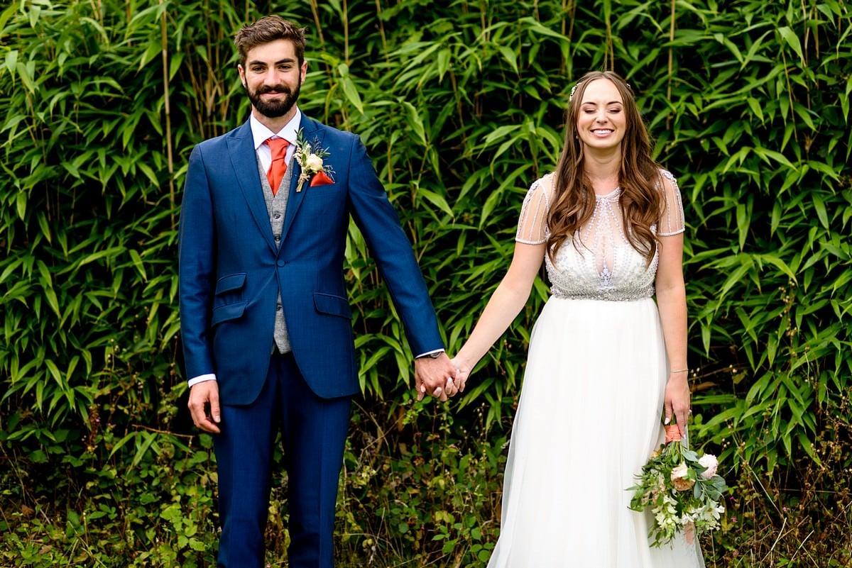 Trevenna barns wedding photography