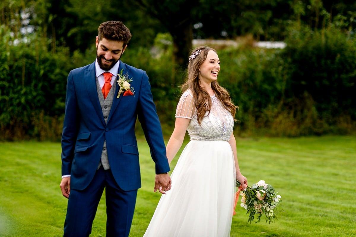 weddings at trevenna barns in Cornwall