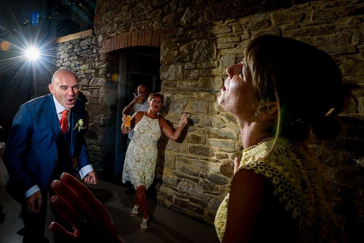 Boho wedding at Trevenna barns 59