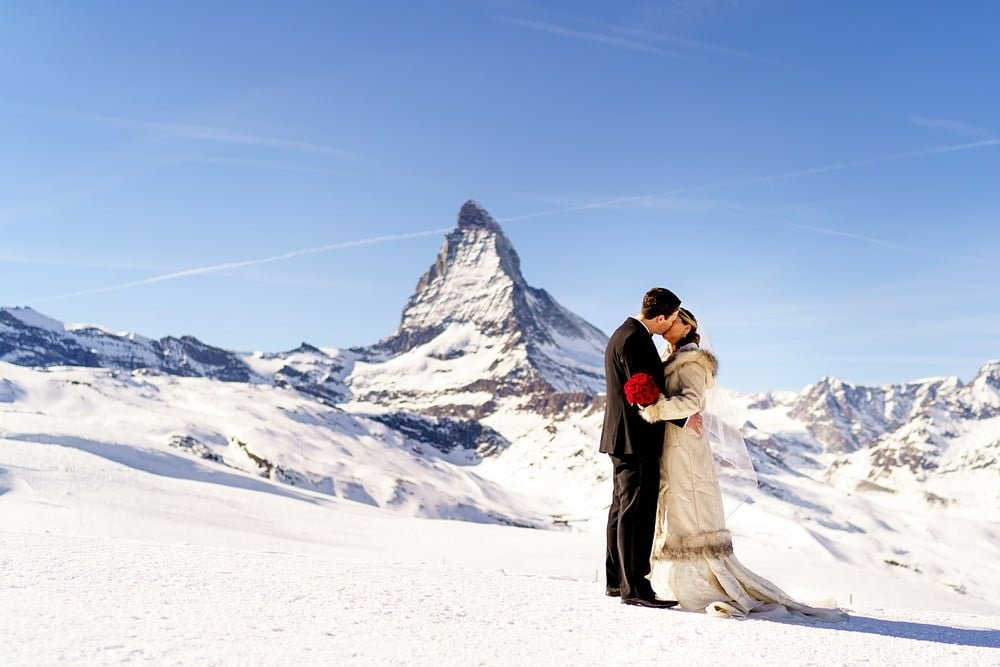 wedding photography in zermatt