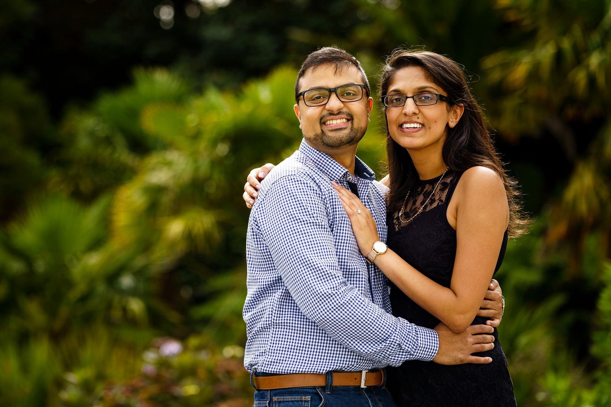 Trebah gardens wedding proposal 19