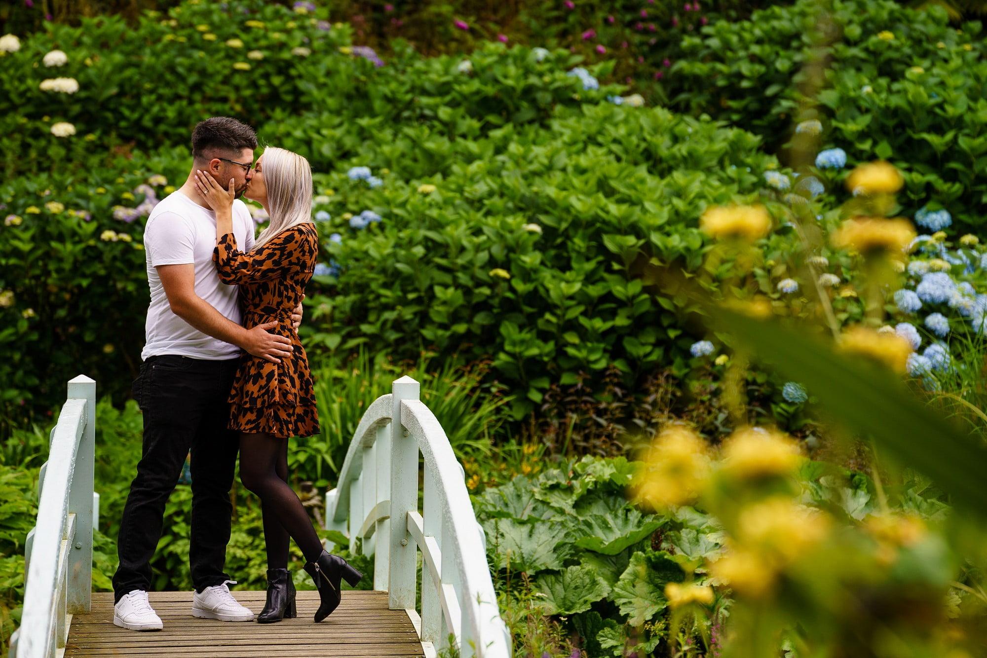 Romantic wedding proposal in Cornwall 35